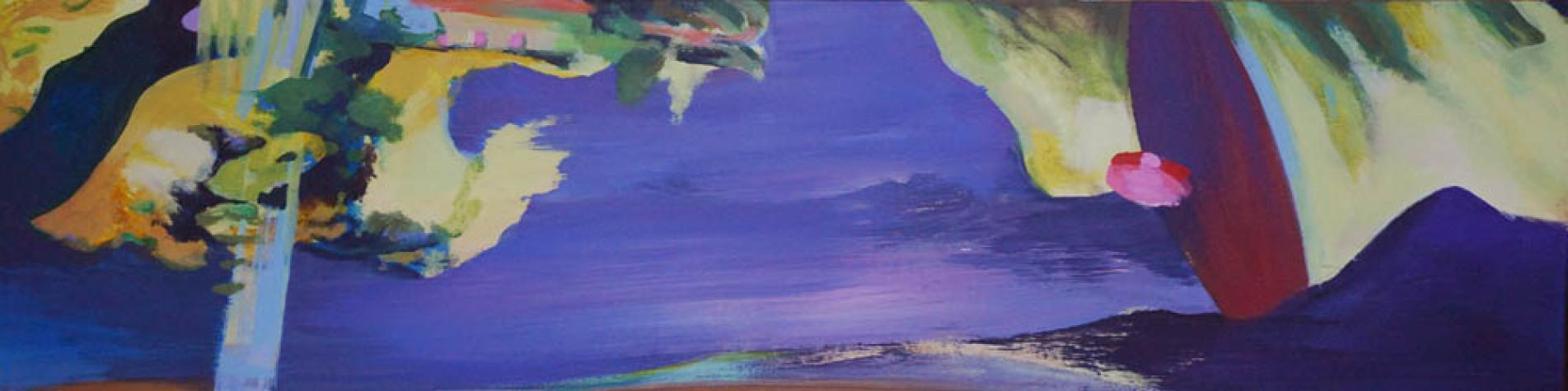 Peinture de Jacques Thomann