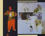 Mulengro huile sur toile 130 x 162 cm 2008