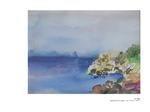Le Cap - aquarelle sur papier 24 x 32 cm 2011