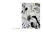 Figure d'atelier 6 - pastel sur papier 100 x 70 cm 2001