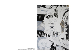 Figure d'atelier 4 - pastel huile sur papier 100 x 70 cm 2001