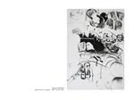 Figure d'atelier 5 - pastel huile sur papier 100 x 70 cm 2001
