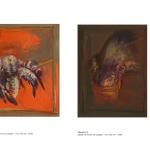 Planche 1&2 - pastel et huile sur papier 70 x 50 cm 1992
