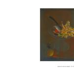 Planche 10 - pastel et huile sur papier 70 x 50 cm 1992