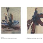 Oiseau 3&4 - pastel à l'huile sur papier 100 x 70 cm 1992