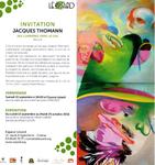 Carton Invitation - Espace Lézard Colmar