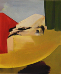 Scala huile sur toile 65 x 50 2013